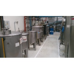 Sistema de Pesagem Em Silo de Quimicos